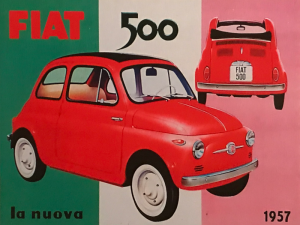 Classic Fiat 500C