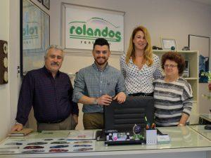 Rolandos family