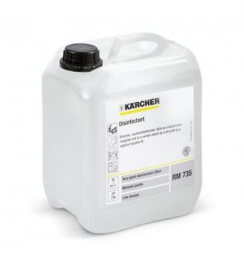 karcher disinfectant